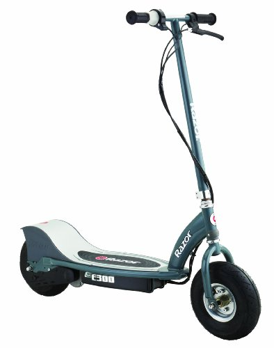 Razor E300 Scooter eléctrico, color gris