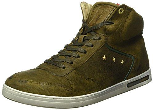 Pantofola D'OroAuronzo Uomo Mid - Scarpe da Ginnastica Basse Uomo , Verde (grün (.Icu)), 42