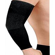 Panegy - Codera Protector deportivo Transpirable y Ajustable pa Mujer Hombre - M