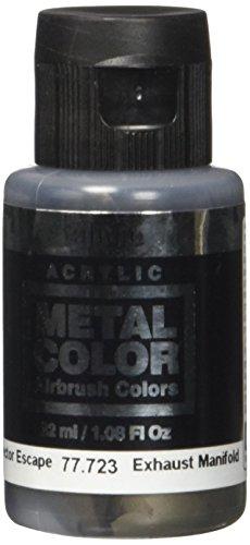 "acrylicos Vallejo (32ml ""Abgaskrümmer"" Metall Farbe"