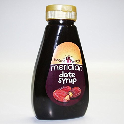 Meridian | Date Syrup - Squeezy | 6 x 335g
