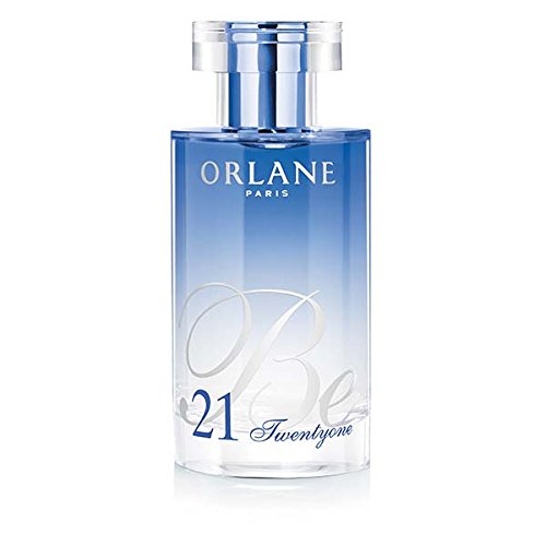 Orlane be 21 twentyone 50 ml eau de toilette vapo.