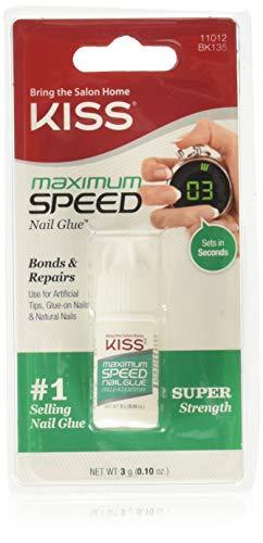 Kiss Bk135 Max Speed Nail Glue by Kiss