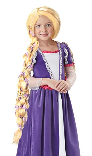 California Costumes Rapunzel Wig Costume, ACC by California Costumes