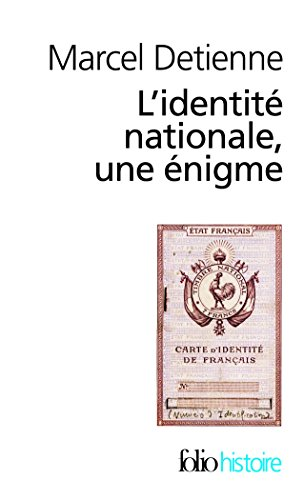 L'identit nationale, une nigme