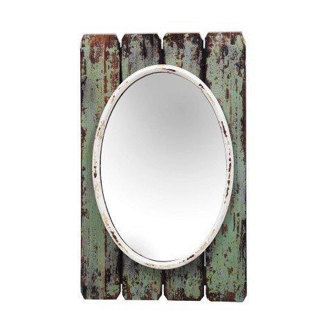 Art Deco Home - Espejo Pared Retro 72x45 cm