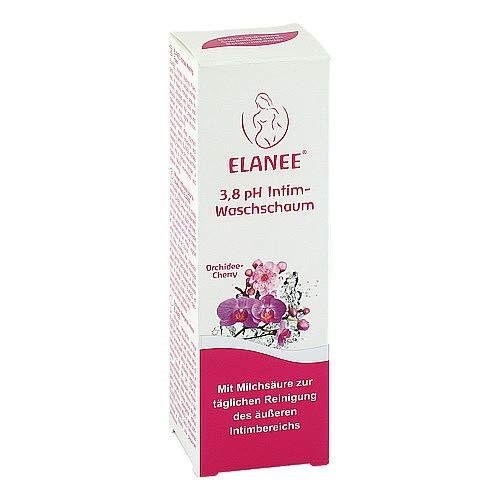 ELANEE Intim-Waschschaum 3,8 pH 50 ml Schaum