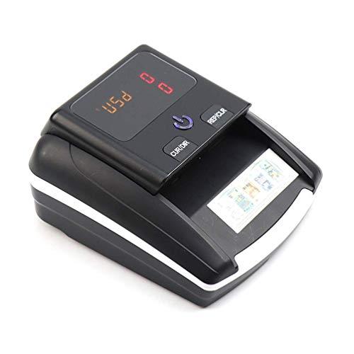 LBSX Professionale contraffazione Bill rilevatore Portatile Multi rivelatore di valuta.100% Counterfeit Note saranno Detect con: for Verifica Banconote Fit Dollaro e Euro, 16,7 * 13.5 * 9cm