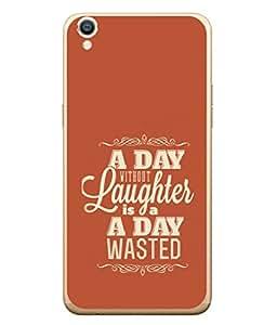 PrintVisa Designer Back Case Cover for Oppo R9 Plus (Healthy Waste)