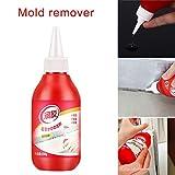 Fishyu Mildew Remover Gel Wall Mold Remover Tile Cleaner Bathroom Porcelain Floor Caulk Gel