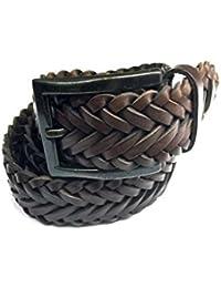 Amazon.fr   ceinture tresse - Accessoires   Homme   Vêtements ebbfddbe23e