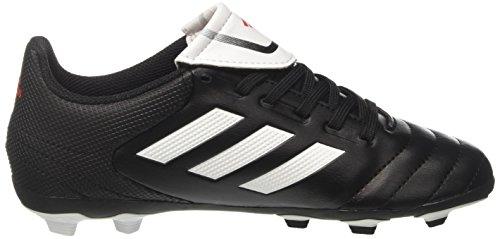 adidas Copa 17.4 Fxg J, Chaussures de Football Entrainement garçon Multicolore (Cblack/ftwwht/cblack)