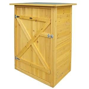 habau 3103 armoire de jardin avec toit plat jardin On armoire de jardin toit plat