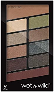 Wet 'n Wild Color ComFort Zone Icon 10 Pan Palette, Multi-Color,