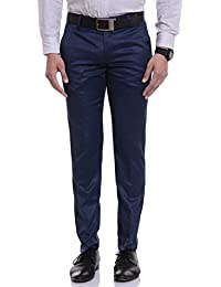 SINGHAM Men's Formal Trousers