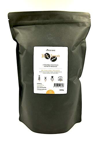Kopi Luwak 100% Arabica Kaffee 1000g (Katzenkaffee von frei lebenden Tieren) (1000g Bohne)