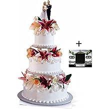 Suchergebnis Auf Amazon De Fur Geldgeschenk Hochzeitstorte