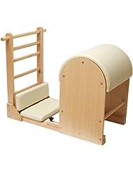 Ladder Barrel–Madera de base–Crema Yogi Star