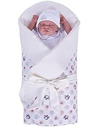 Sevira Kids - Saco dormir demmaillotage - nido de ángel nacimiento reforzado por COLCHÓN