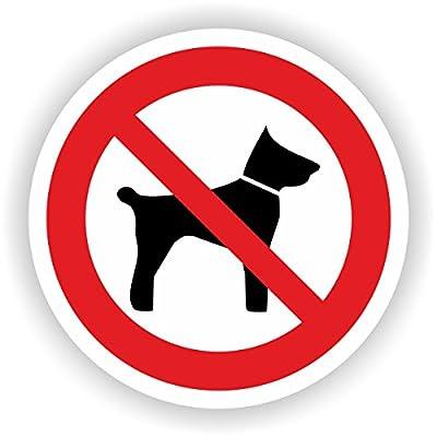 Mitführen von Tieren verboten / VER-23 / Sicherheitszeichen / Piktogramme / DIN EN ISO 7010
