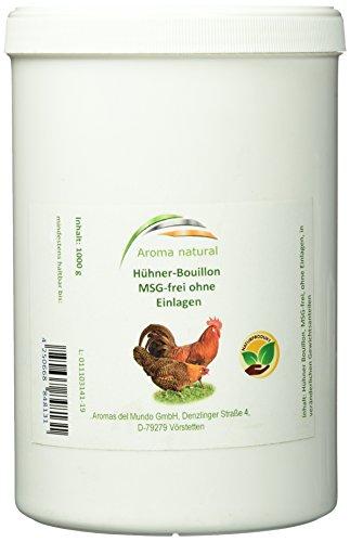 Aroma natural Hühner Bouillon MSG-frei ohne Einlagen 1 kg, 1er Pack (1 x 1 kg)