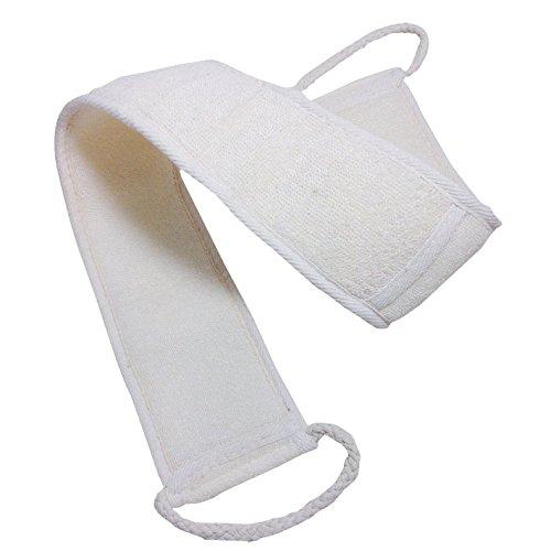 Hrph Hrph Bath Towel Exfoliating Wash Skin Spa Towel Foam Towel Massage Scrubber Hemp Body Towel - Textured Foam