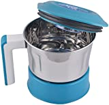 Elgi Ultra Stealth 750-Watt Mixer Grinder (Bright Turquoise)