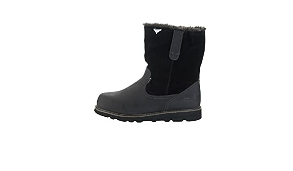 Hey Dude Cortina Water Proof Synthetic Boots with Fleece Black EU40 mNT5Vz