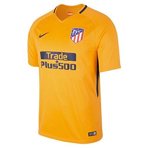 2017-2018 Atletico Madrid Away Nike Shirt (Kids) 69021d5f764f7