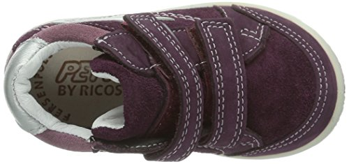 Ricosta Kimo, Bottes Classiques fille Rouge - Rot (merlot 367)
