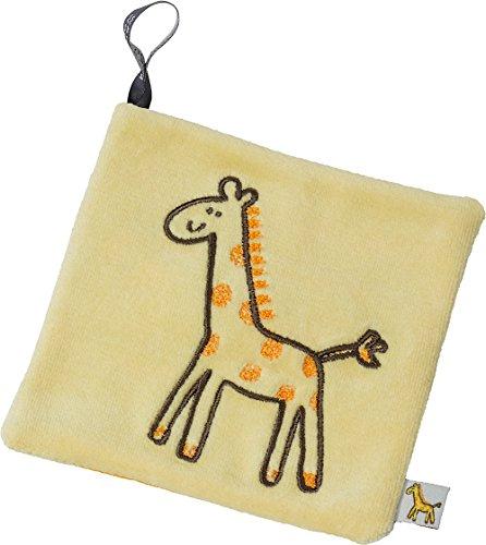 Fashy Rapssamen-Kissen Giraffe, 15 x 15 cm, 1er Pack (1 x 1 Stück)