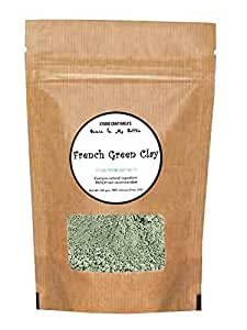 Genie In My Bottle 100Gms Pure Cosmetic Grade French Green Clay