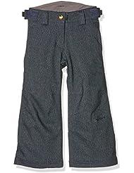 Ziener Niños are Jun (Pant Ski)–Pantalones de esquí, otoño/invierno, infantil, color azul, tamaño 4 años (104 cm)