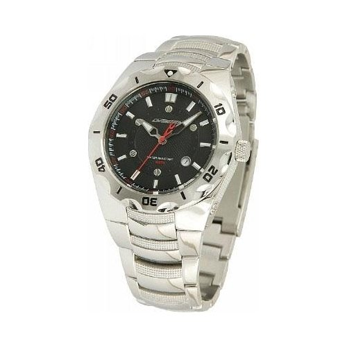Chronotech ct7937b-02 m Men Wrist Watch Stainless