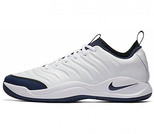 Nike - Air Zoom Oscillate Herren Tennisschuh (weiß/dunkelblau)