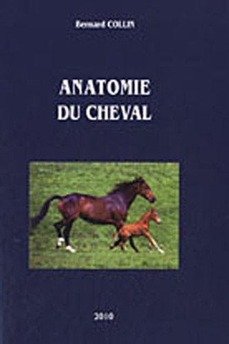 Anatomie du cheval (1Cédérom) par Bernard Collin