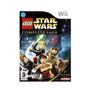 Lego Star Wars The Complete Saga Nintendo Wii Import Uk Amazon