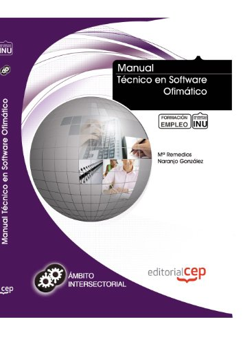 ManualTécnico en Software Ofimático. Formación para el Empleo (Colección 1390)