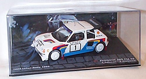 ixo-peugeot-205-no-1-t16-e2-1986-car-143-scale-diecast-model