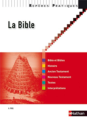La Bible par André Paul