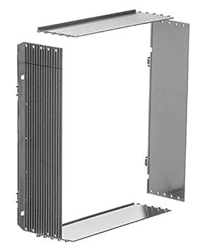 PetSafe - Extension de tunnel (S) pour Chatière, Compatible avec Porte pour Animaux d'Origine Staywell à 2 positions (série 700) - Petit, Argenté