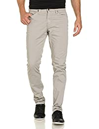 Mustang - Schlank Light Grey Hosen