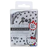 TANGLE TEEZER COMPACT HELLO KITTY BLACK