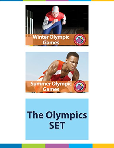The Olympics Set (English Edition)