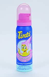 Tinti Mousse de Bain Rose 75 ml