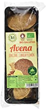 SOLNATURAL Biscuits d'avoine Gingembre Canela-Citron 175 g, Non Applicable