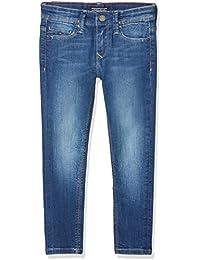 Tommy Hilfiger Simon Skinny Cmpst, Jeans para Niños