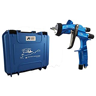 ANEST IWATA WS-400 1.3 HD Limited Edition Turnpike Hackone Gun + Carry Case Kit