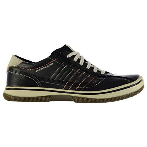 Skechers , Baskets mode pour homme Noir - noir
