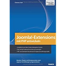 Joomla!-Extensions mit PHP entwickeln